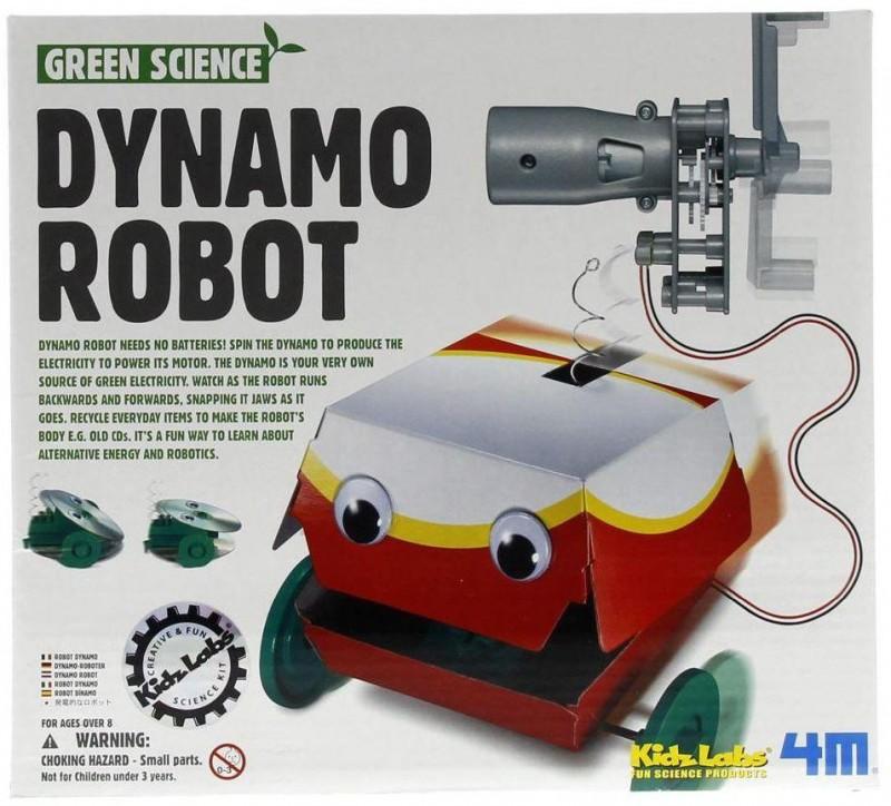 الروبوت الديناميكي