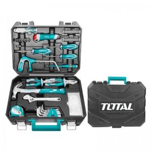 حقيبة معدات يدوية 117 قطعة
