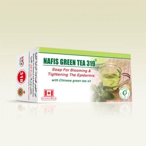 صابونة بزيت الشاي الأخضر الصيني  319