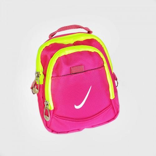 حقيبة صغيرة نايك (لون زهر )