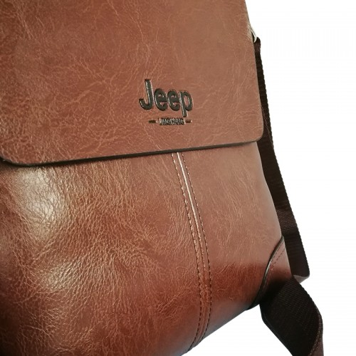 حقيبة جلد Jeep