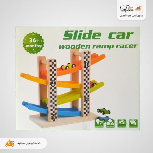 لعبة مسار السيارات
