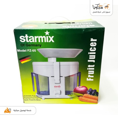 عصارة starmix