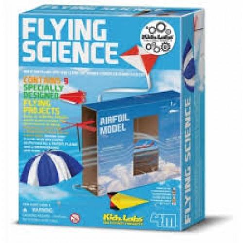 مجموعة علوم الطيران