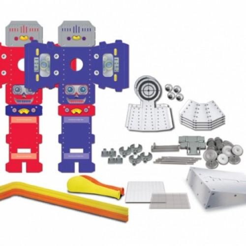 روبوت نفاث فضائي بقوة البالونات
