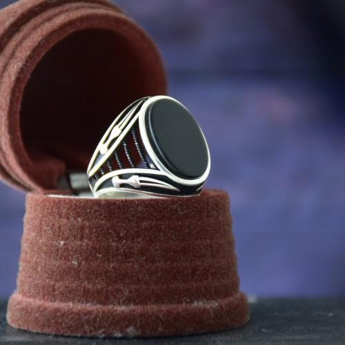 خاتم فضة