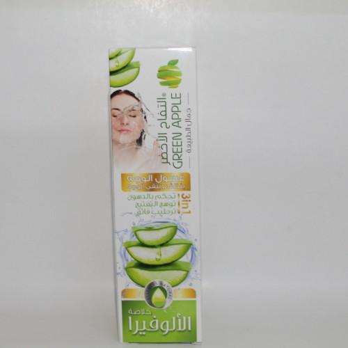 غسول الألوفيرا التفاح الأخضر 250مل
