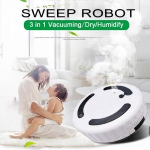روبوت التنظيف الذكي