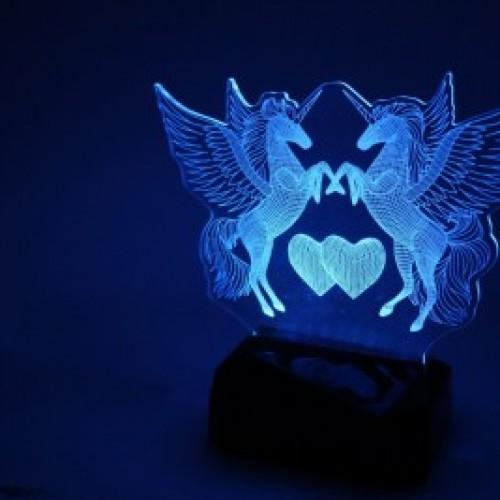ليد مضيء LAMP LED
