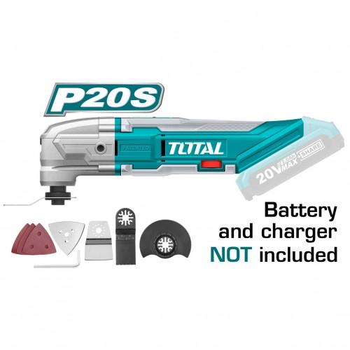 خلخ 20 فولط متعدد الاستخدام  ( يجب ان تملك بطارية 20فولت مع شاحن )