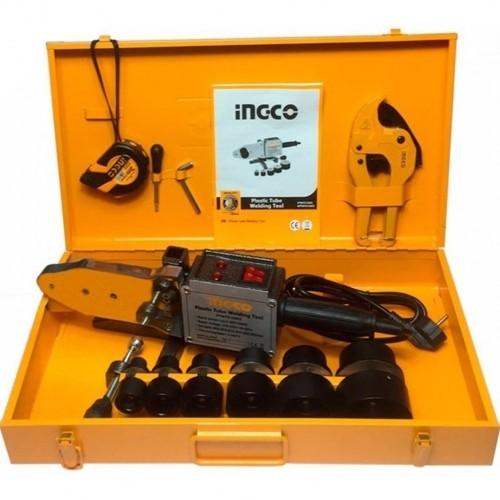 ماكينة لحام بواري PVC - استطاعة 800 + 1500 وات مع راس لحام 20+25+35+40+50+63 مم
