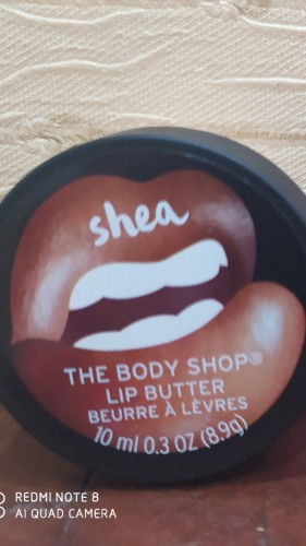 The body shop  Lip Butter