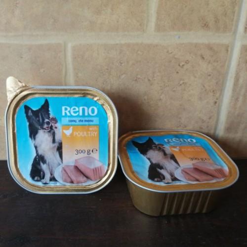 طعام كلاب Reno ٣٠٠ غ
