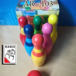 لعبة البولينغ AR-103