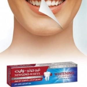 معجون أسنان نيوجينو مبيض للمدخنين