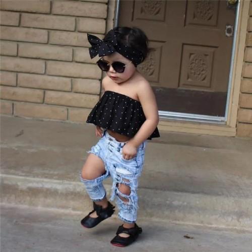 girl set , jeans