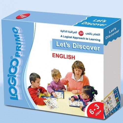 LOGICO PRIMO( ENGLISH) let's discover