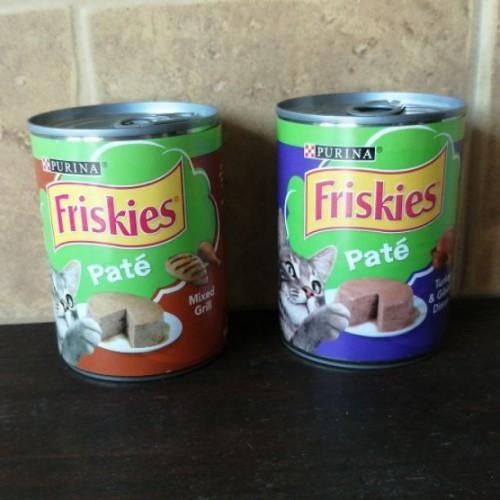 طعام قطط باتيه ٤٠٠غ Friskies
