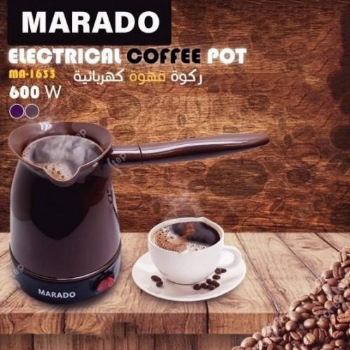 ركوة قهوة كهربائية