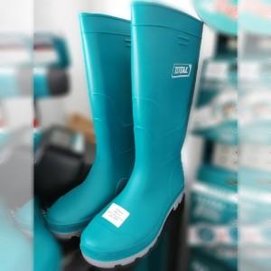 حذاء مطري 100% ضد الماء