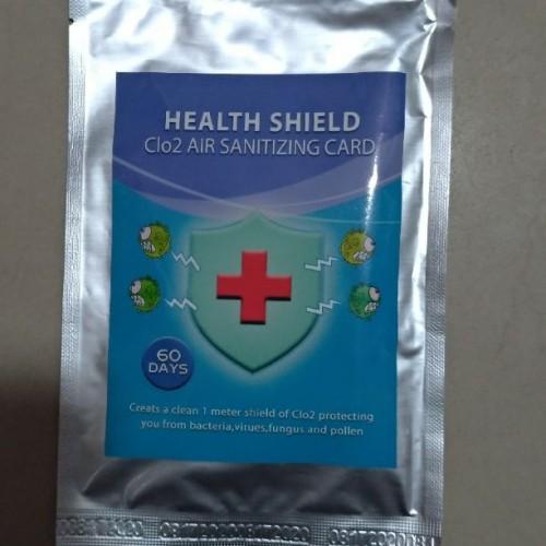 بطاقة حماية من فايروس الكورونا