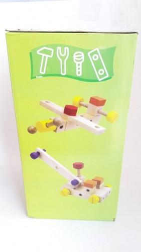 لعبة تركيب كرسي خشبي AR-57