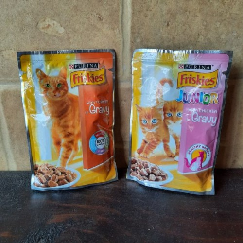 طعام قطط 100غ